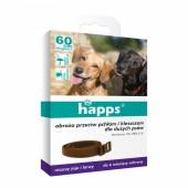 Obroża Happs przeciw pchłom i kleszczom dla dużych psów
