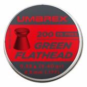 Śrut Umarex Green Flathead 4,5 mm 200 szt.