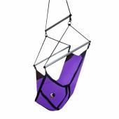 Krzesełko Ticket To The Moon Mini purpurowe