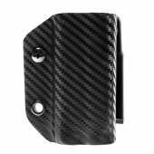 Kabura Clip & Carry Carbon do Leatherman Rebar/Sidekick/Wingman/Rev - czarna carbon